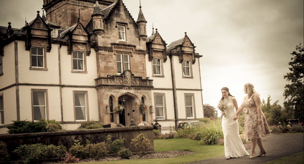Cameron House Wedding Gallery