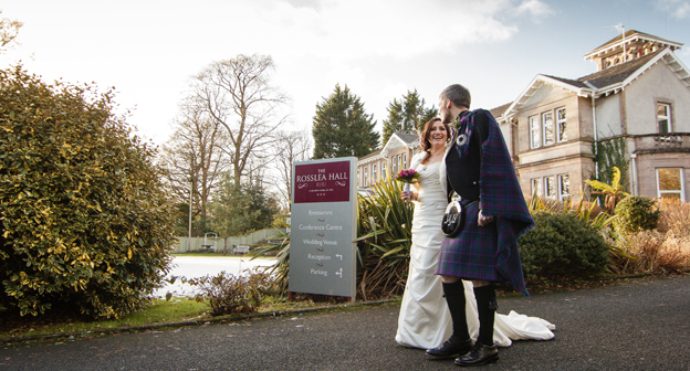 Rosslea Hall Hotel Weddings