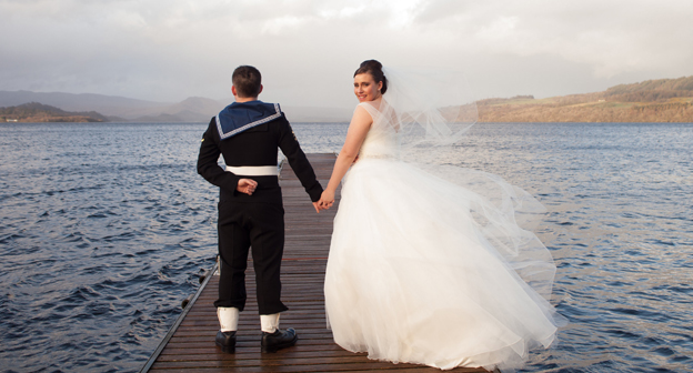 The Cruin Loch Lomond weddings