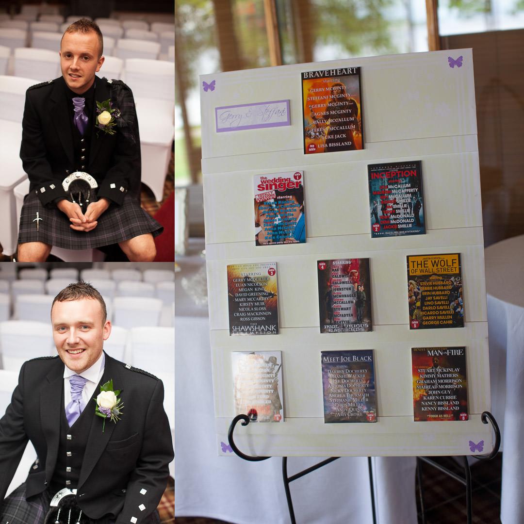Steffani Amp Gerry Wedding At The Cruin Loch Lomond