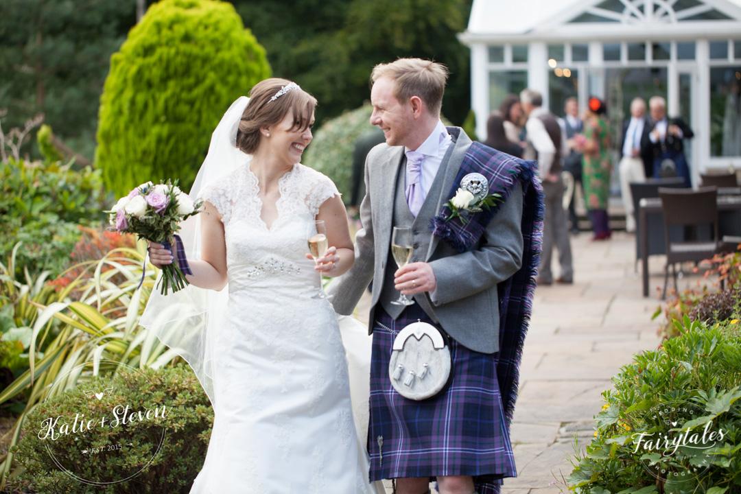Rosslea wedding