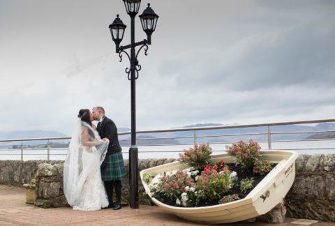 Duck Bay wedding